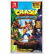 Crash Bandicoot N Sane Trilogie - Nintendo Switch - Konsolenspiel