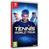 Spiel für die Konsole Tennis World Tour - Nintendo Switch - Konsolenspiel