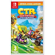 Crash Team Racing - Nitros Oxide Edition - Nintendo Switch - Konsolenspiel