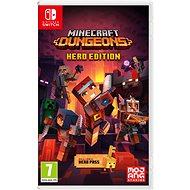 Minecraft Dungeons - Nintendo Switch - Konsolenspiel