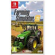 Farming Simulator 20 - Nintendo Switch - Konsolenspiel