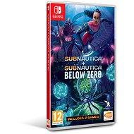 Subnautica + Subnautica: Below Zero - Nintendo Switch - Konsolenspiel