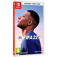 FIFA 22 - Legacy Edition - Nintendo Switch - Konsolenspiel