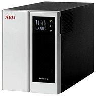 Backup-Stromversorgung AEG UPS Protect B. 1500 - Backup-Stromversorgung