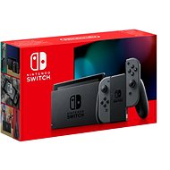 Nintendo Switch - Grey Joy-Con - Spielkonsole
