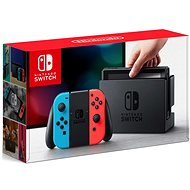 Nintendo Switch - Neon Red&Blue Joy-Con - Spielkonsole