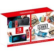 Nintendo Switch - Neon + Nintendo Labo Variety Kit - Spielkonsole