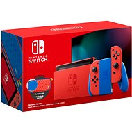 Nintendo Switch Mario Red & Blue Edition - Spielkonsole