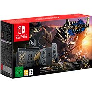 Nintendo Switch Monster Hunter Rise Edition - Spielkonsole