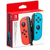 Nintendo Switch Joy-Con Controller Neon Red / Neon Blue - Controller