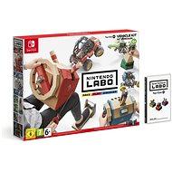Nintendo Labo - Toy-Con Vehicle Kit für Nintendo Switch - Konsolenspiel