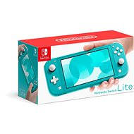 Nintendo Switch Lite - Turquoise - Spielkonsole