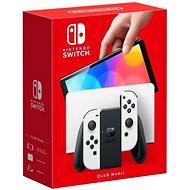 Nintendo Switch (OLED model) White - Spielkonsole