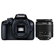 Canon EOS 4000D + 18-55mm DC III - Digitalkamera