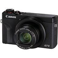 Canon PowerShot G7 X Mark III schwarz - Digitalkamera
