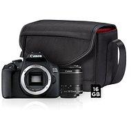 Canon EOS 2000D + 18-55 mm Value Up Kit - Digitalkamera