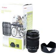 Canon EF-S 18-135mm F3.5 - 5.6 IS STM + EW-73B - Objektiv