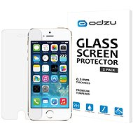 Odzu Glas Bildschirmschutz für iPhone 5S / SE - Schutzglas