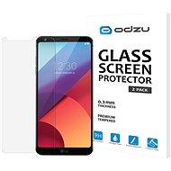 Odzu Glass Screen Protector 2pcs LG G6 - Schutzglas