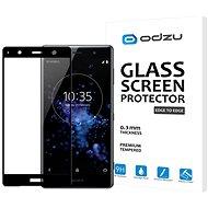 Odzu Glas Displayschutzfolie E2E Sony Xperia XZ2 Premium - Schutzglas