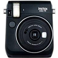 Fujifilm Instax Mini 70 schwarz - Sofortbildkamera