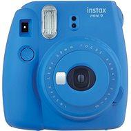 Fujifilm Instax Mini 9 Dunkelblau - Sofortbildkamera