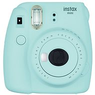 Fujifilm Instax Mini 9 Hellblau - Sofortbildkamera