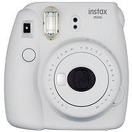 Fujifilm Instax Mini 9 Smokey White - Sofortbildkamera