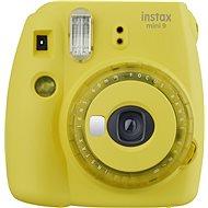 Fujifilm Instax Mini 9 Gelb - Sofortbildkamera