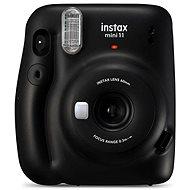Fujifilm Instax Mini 11 schwarz - Sofortbildkamera
