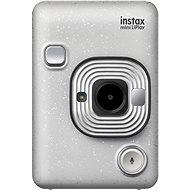 Fujifilm Instax Mini LiPlay - weiß - Sofortbildkamera