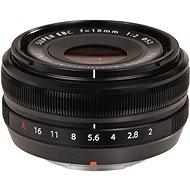 Fujifilm Fujinon XF 18 mm F/2.0 - Objektiv