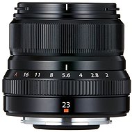 Fujifilm XF 23mm F/2 R WR schwarz - Objektiv