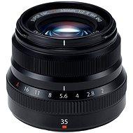 Fujifilm Fujinon XF 35mm f/2.0 R WR Black - Objektiv