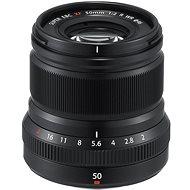 Fujifilm Fujinon XF 50mm f/2.0 - Objektiv