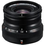 Fujifilm Fujinon XF 16mm f/2.8 R WR schwarz - Objektiv