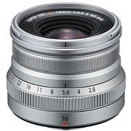 Fujifilm Fujinon XF 16mm f/2.8 R WR Silber - Objektiv