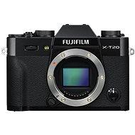 Digitalkamera Fujifilm X-T20 Body Schwarz - Digitalkamera