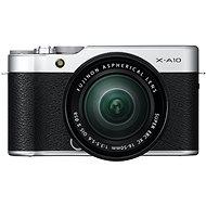 Fujifilm X-A10 + 16-50mm f/3.5-5.6 - Digitalkamera