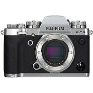 Fujifilm X-T3 Body Silber - Digitalkamera