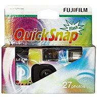 Fujifilm QuickSnap regenbogenfarbig 400/27 - Einwegkamera