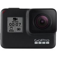 GOPRO HERO7 Silver + GOPRO Der Handler + GOPRO Lithium-Ionen-Akku - Digitalkamera