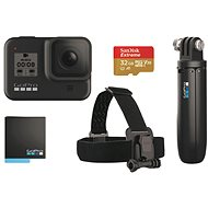 GOPRO HERO8 BLACK Bundle - Outdoor-Kamera