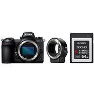 Nikon Z6 + FTZ-Adapter + 64GB XQD-Karte - Digitalkamera