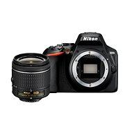Nikon D3500 schwarz + 18-55mm - Digitalkamera
