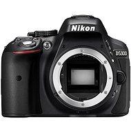 Nikon D5300 Schwarz BODY - Digitale Spiegelreflexkamera