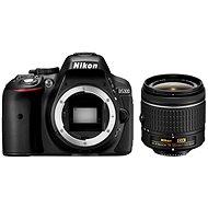 Nikon D5300 + Objektiv 18-55 AF-P - Digitale Spiegelreflexkamera
