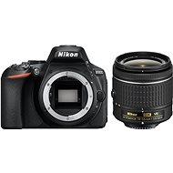 Nikon D5600 + 18-55 mm VR AF-P Set - Digitalkamera