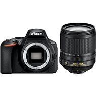 Nikon D5600 + 18-105 mm VR - Digitale Spiegelreflexkamera