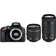 Nikon D5600 + AF-P VR 18-55 mm + 70-300 mm VR - Digitale Spiegelreflexkamera